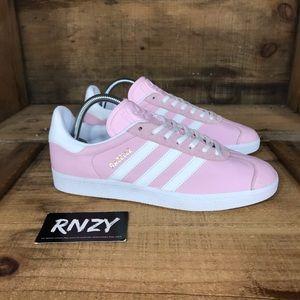 Adidas Gazelle Pink Leather